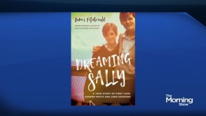 James FitzGerald's new book, Dreaming Sally